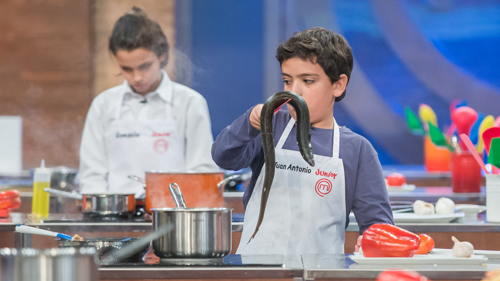Crueldad animal en MasterChef Junio