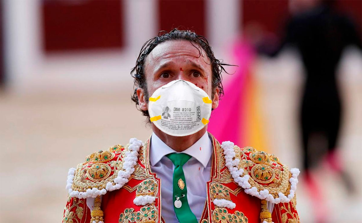 No to aid for the cancellation of the bullfighting season!
