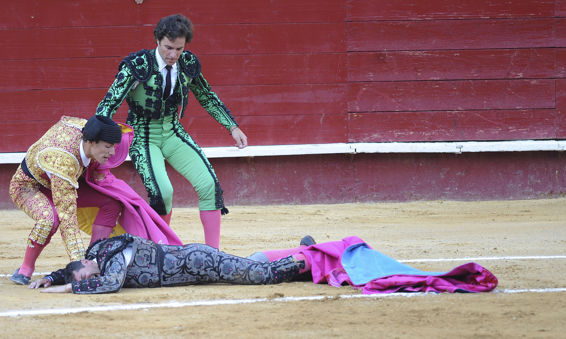 Government stops offering specific support to bullfighting