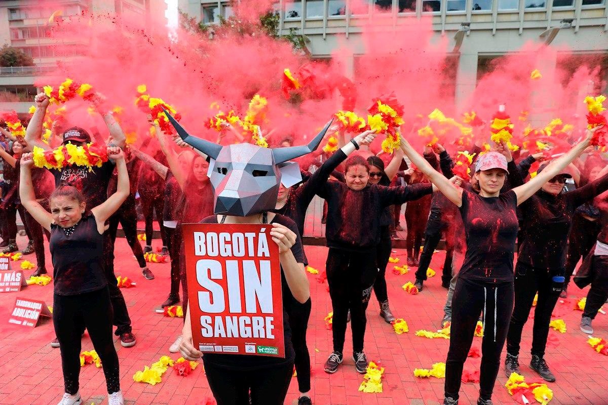 En Bogotá no habrá muerte del toro en las corridas
