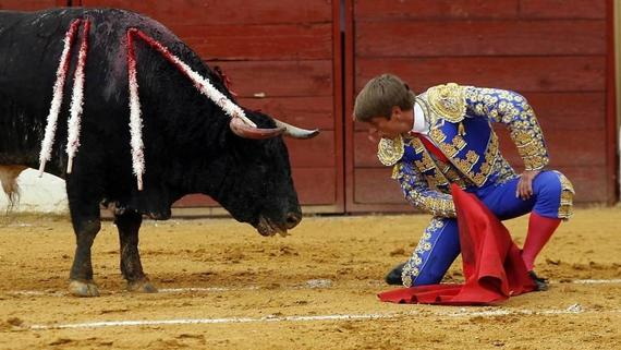 Spain, Portugal and France reopen their bullrings to continue torturing bulls